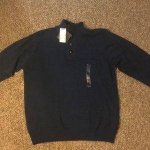 Navy Blue Sweater (never worn)